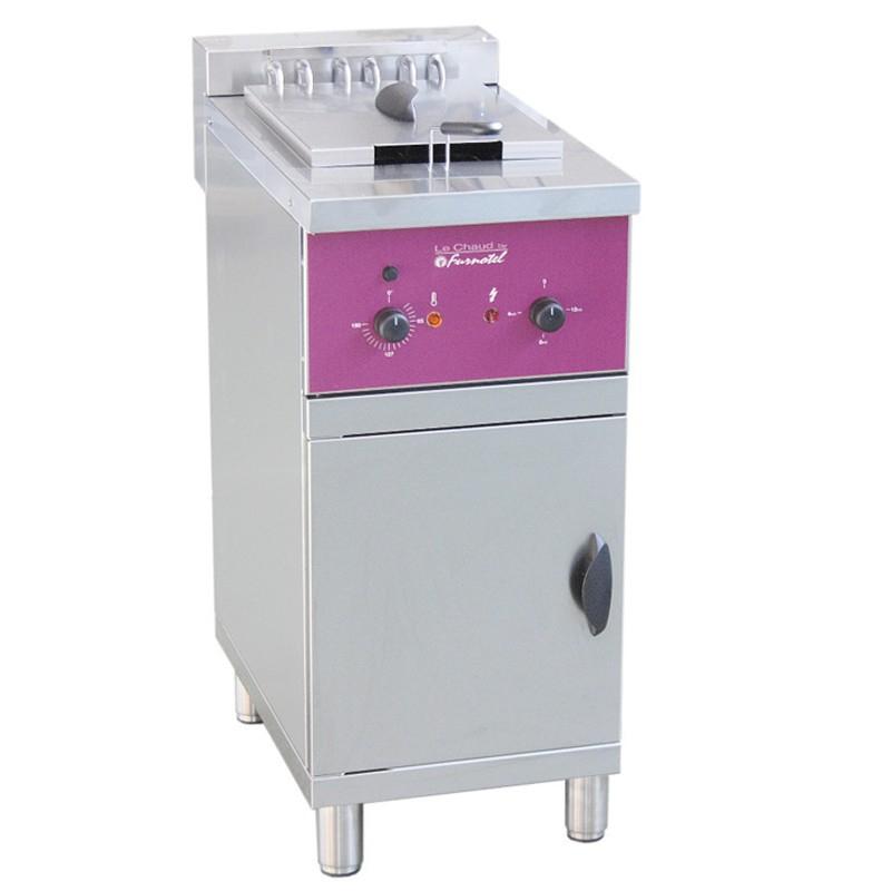 Friteuse électrique sur coffre - 16 litres