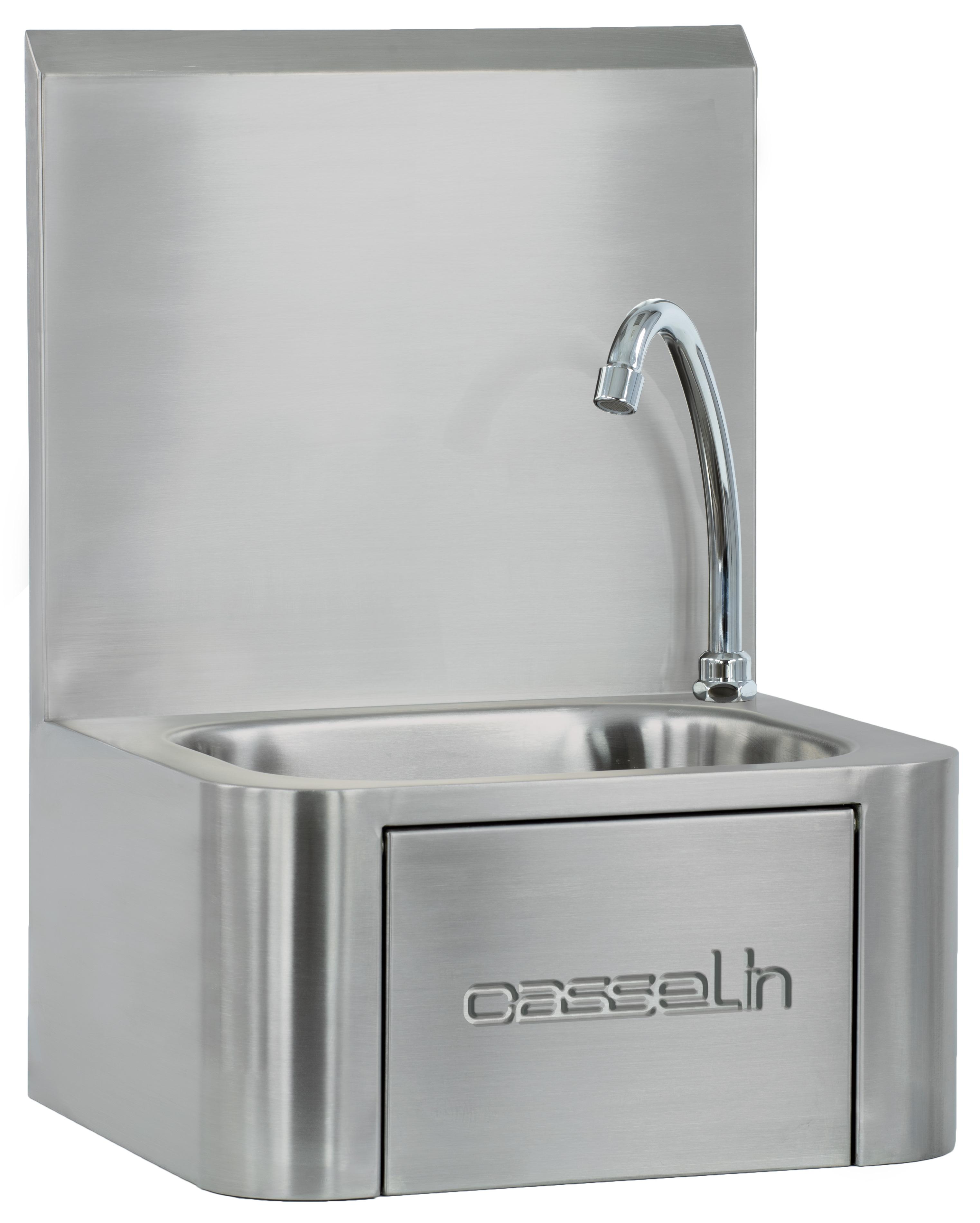 Lave-mains à commande fémorale Premium