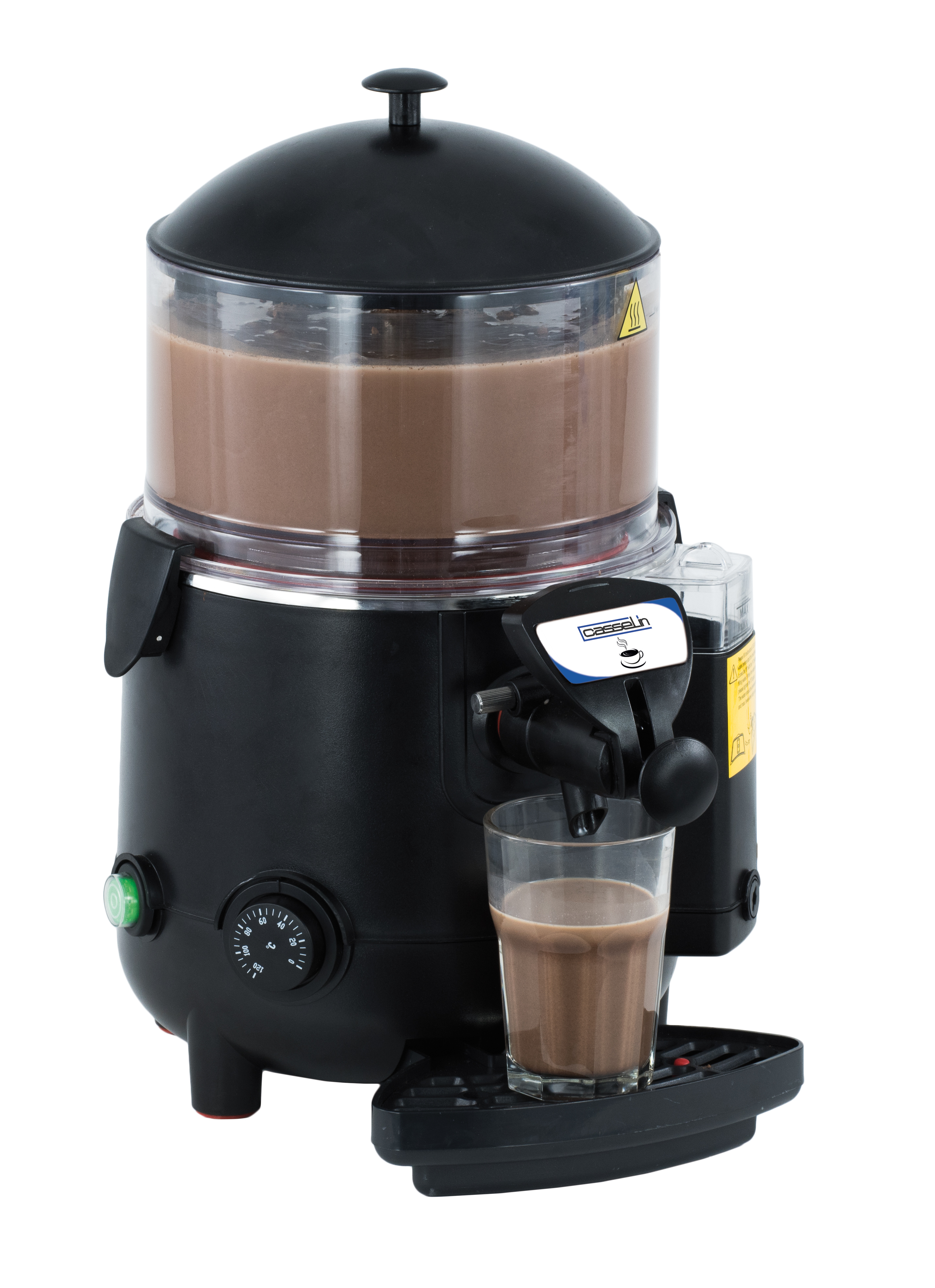 Chocolatière 5L noire