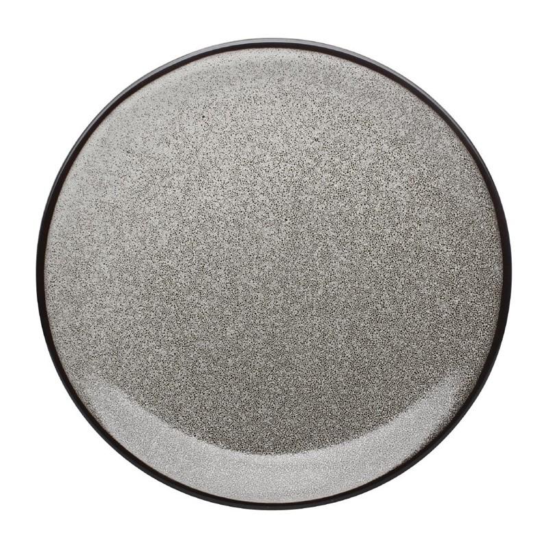 Assiettes plates rondes 280mm Lot de 4