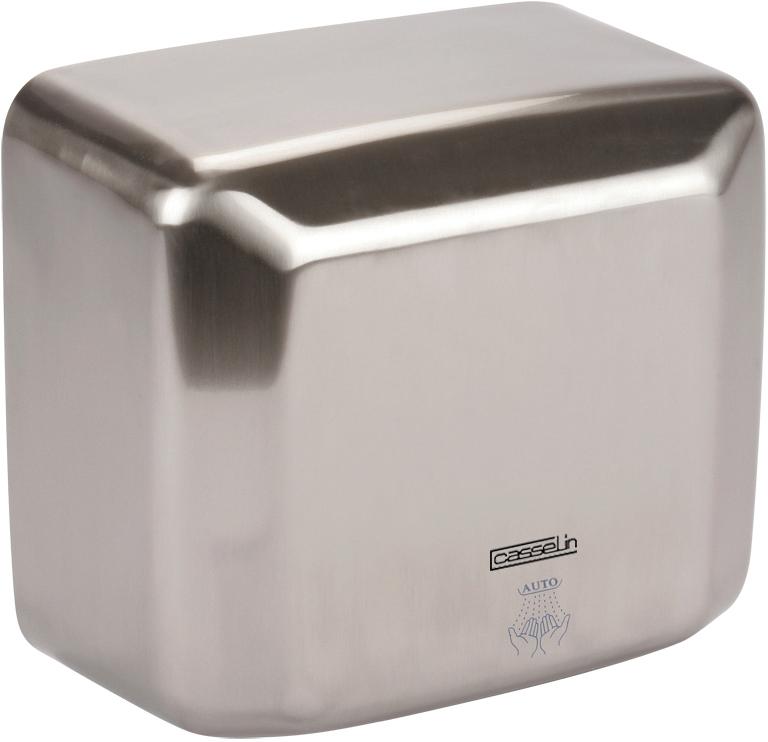 Sèche-mains Inox