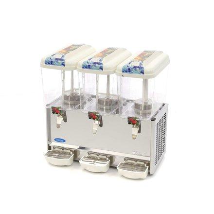 Distributeur de boissons froides 3 x 18L