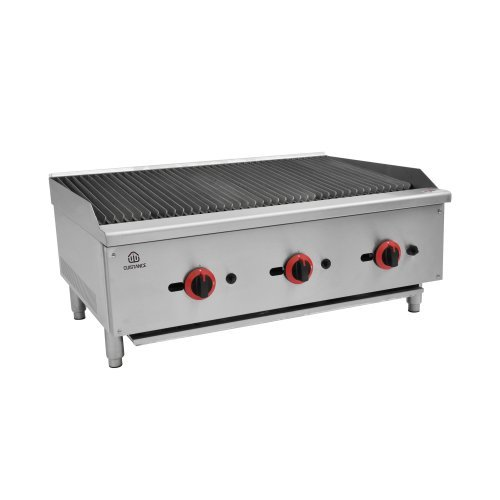 Grills charcoal à gaz - L904mm