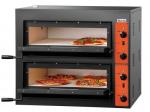 Four à pizza électrique - 2 x 4 pizza