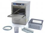 Lave-verres professionnel 350 X 350 MM Ultra avec Pompes Vidange et Savon